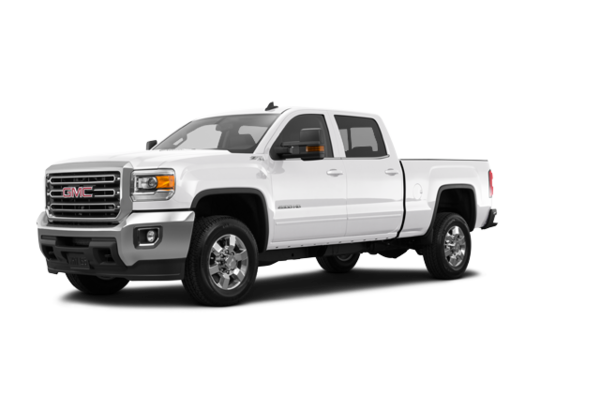 2018 GMC Sierra 3500HD SLE
