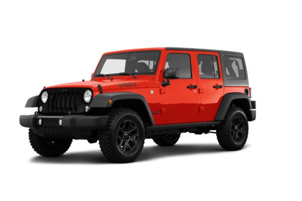 Jeep Wrangler JK UNLIMITED WILLYS WHEELER 2018