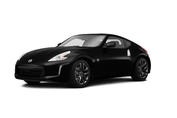 2018 Nissan 370Z Coupe 6sp
