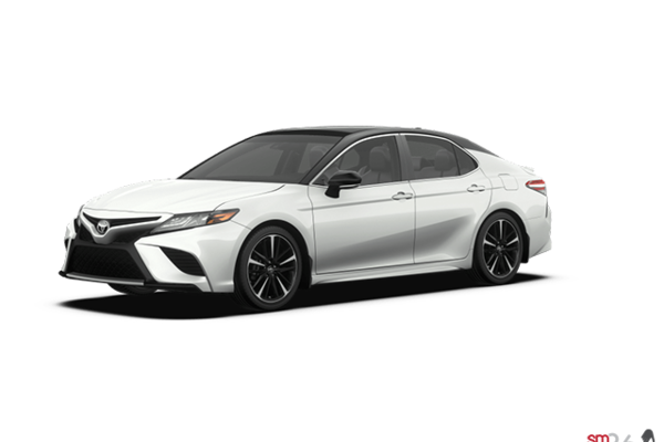 2018 toyota camry xse v6 in sudbury laking toyota. Black Bedroom Furniture Sets. Home Design Ideas