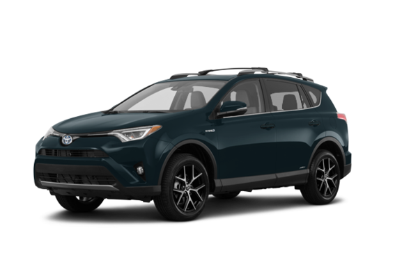 toyota rav4 hybride se 2018 partir de 40 040 chass toyota montr al. Black Bedroom Furniture Sets. Home Design Ideas