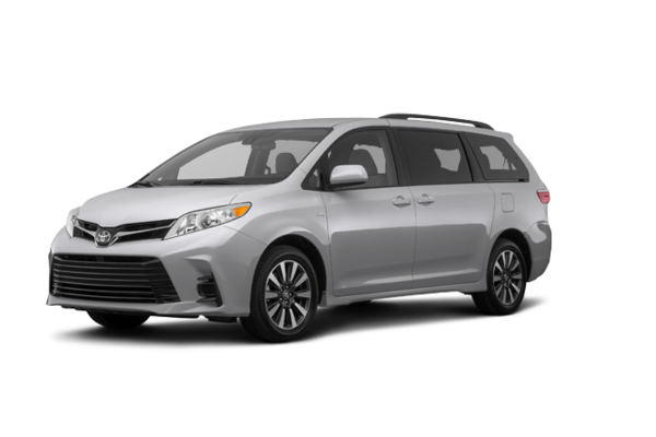 2018 toyota sienna le awd in sudbury laking toyota. Black Bedroom Furniture Sets. Home Design Ideas