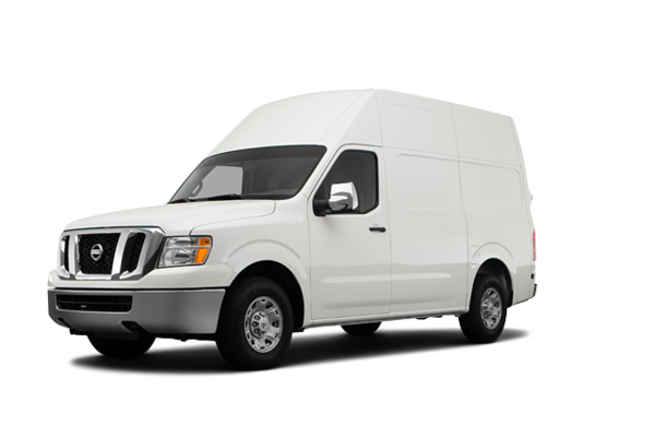 2018 Nissan NV 2500 Cargo SV V6 High Roof