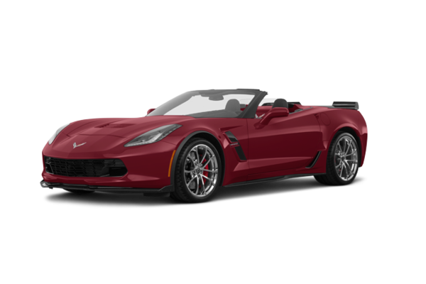 2019 Chevrolet Corvette Convertible Grand Sport 1LT