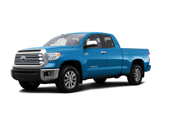 2019 Toyota Tundra 4x4 double cab limited 5.7L