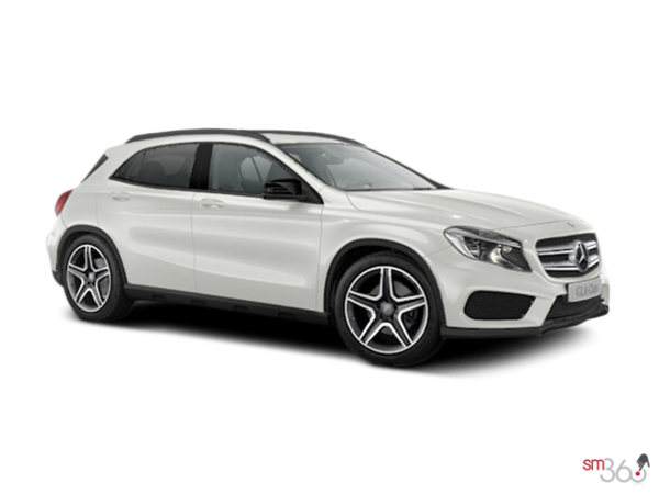 mercedes benz classe gla 250 4matic 2015 39 545 mercedes benz de sherbrooke. Black Bedroom Furniture Sets. Home Design Ideas