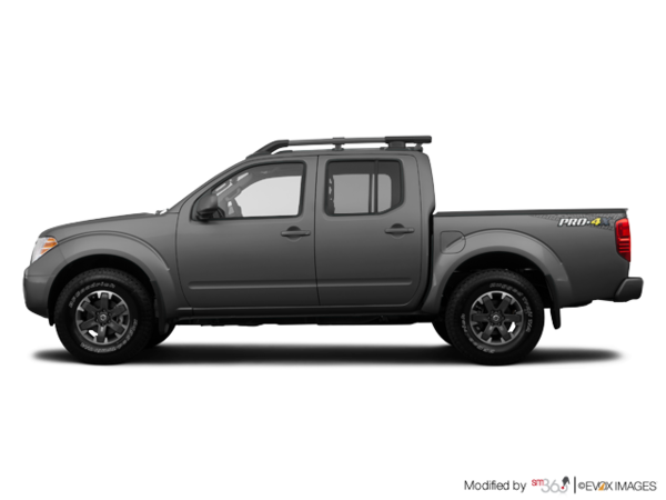 2016 nissan frontier pro 4x for sale in burnaby morrey nissan. Black Bedroom Furniture Sets. Home Design Ideas