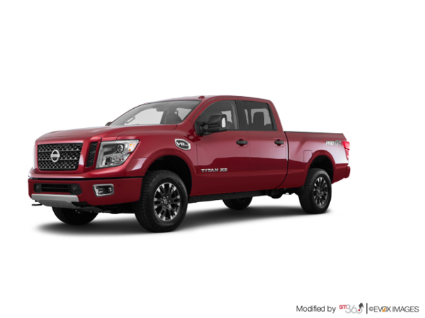 2016 nissan titan xd gas pro 4x for sale in burnaby morrey nissan. Black Bedroom Furniture Sets. Home Design Ideas