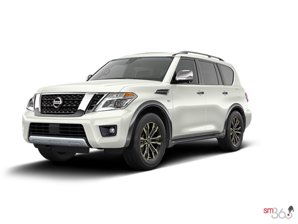 2017 nissan armada platinum for sale in burnaby morrey. Black Bedroom Furniture Sets. Home Design Ideas