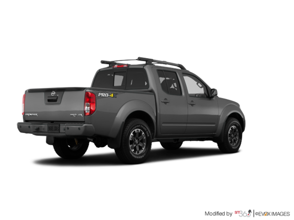 2017 nissan frontier pro 4x for sale in coquitlam morrey nissan. Black Bedroom Furniture Sets. Home Design Ideas