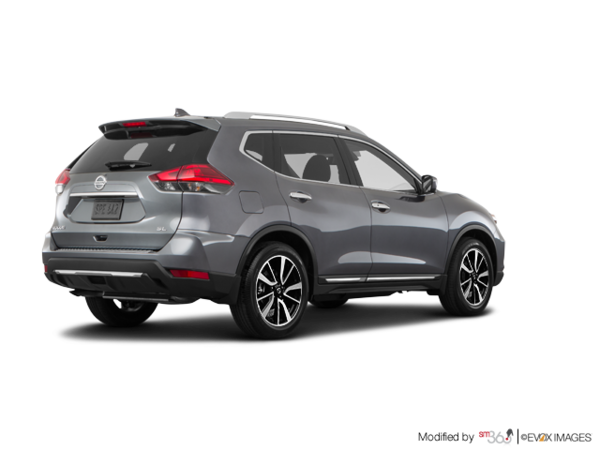2017 nissan rogue sl platinum for sale in coquitlam morrey nissan. Black Bedroom Furniture Sets. Home Design Ideas