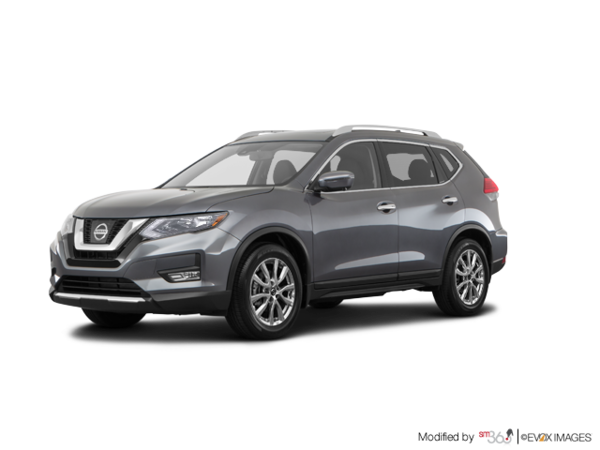 2017 nissan rogue sv for sale in burnaby morrey nissan. Black Bedroom Furniture Sets. Home Design Ideas