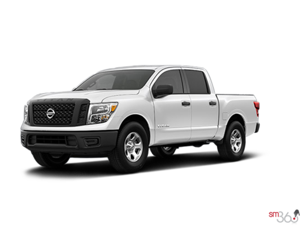 new 2017 nissan titan s for sale morrey auto body and glass. Black Bedroom Furniture Sets. Home Design Ideas