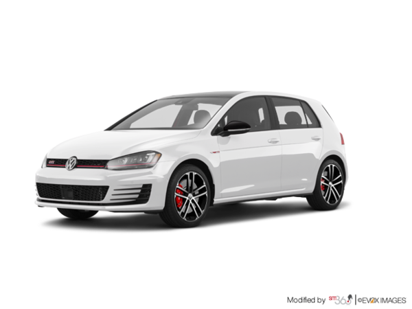 Volkswagen Golf GTI 5-door 2017