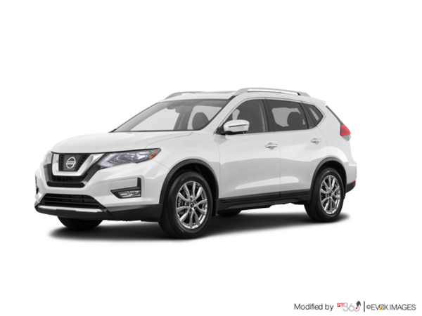 2018 Nissan Rogue SV for sale in Coquitlam | Morrey Nissan