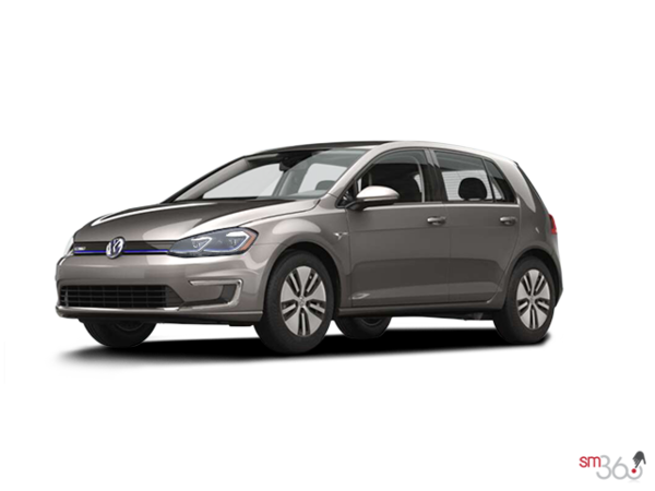 Volkswagen e-Golf 2018