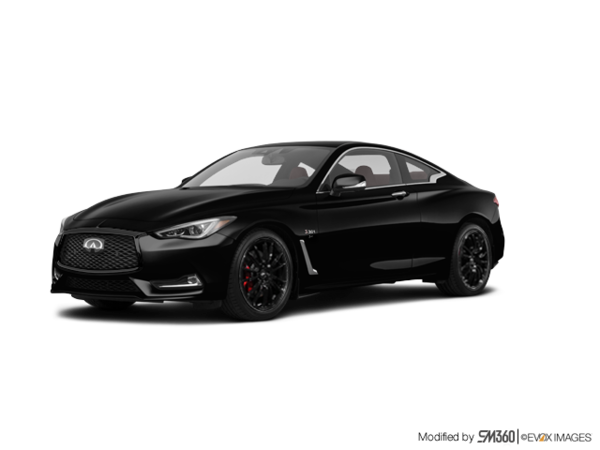 2019 INFINITI Q60 Coupe I-LINE RED SPORT 400 AWD
