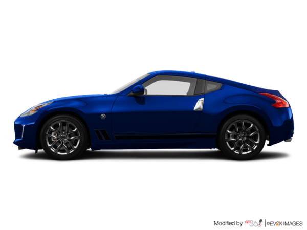 2019 Nissan 370Z Coupe Heritage Blue