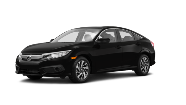 2016 Honda Civic Sedan EX-SENSING