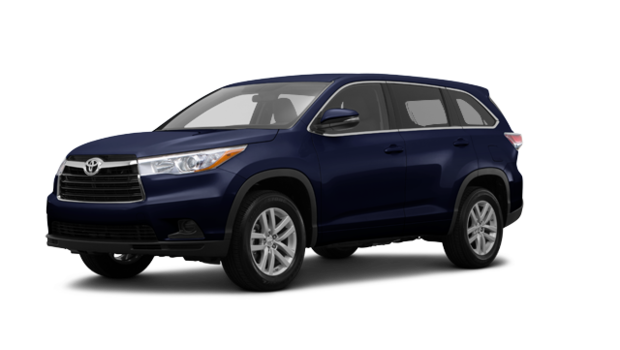2016 toyota highlander le starting at 35315 0 ancaster toyota in ancaster. Black Bedroom Furniture Sets. Home Design Ideas