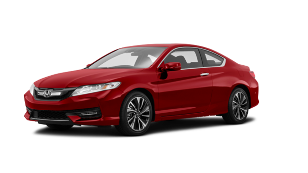 2017 Honda Accord Coupe EX-HONDA SENSING