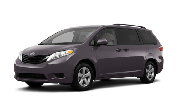 Toyota Sienna 2017 Vendre Laval Vimont Toyota