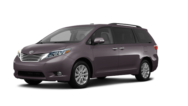 toyota sienna xle awd 2017 vendre laval vimont toyota. Black Bedroom Furniture Sets. Home Design Ideas