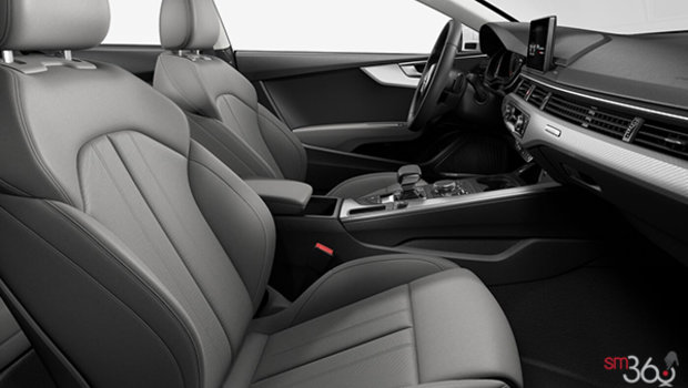 Rok Grey  Leather Sport Ventilated Seats (PBS-ZF)