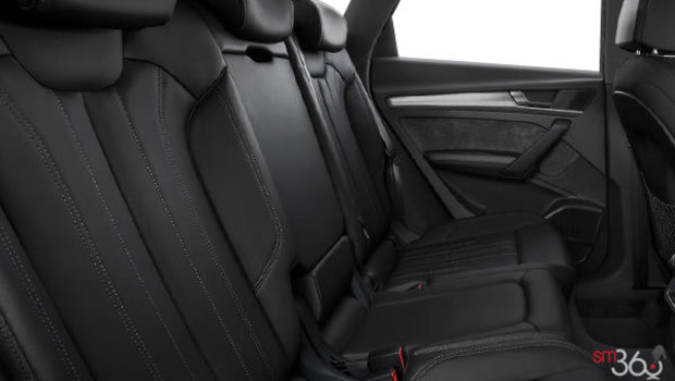 Black Leather Sport Ventilated Seats (PS8-YM)