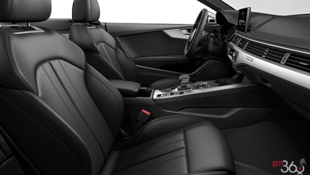 Black Milano Leather Ventilated Seats (PBS-EI)