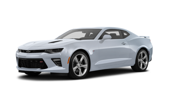 2018 Chevrolet Camaro coupe 1SS