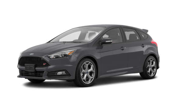 2018 Ford Focus Hatchback ST
