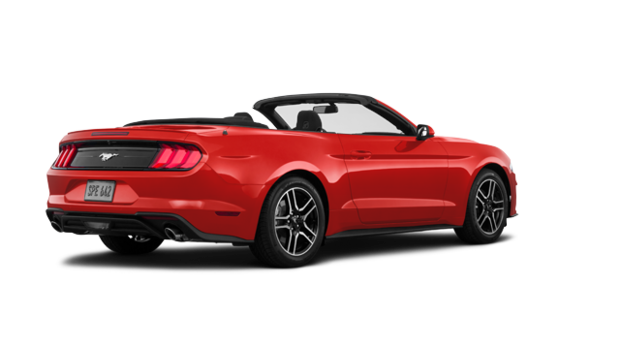 ford mustang cabriolet ecoboost 2018 partir de 33838 0 ford st basile. Black Bedroom Furniture Sets. Home Design Ideas