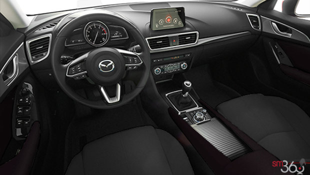 2018 Mazda3 Sport Gt Starting At 25395 0 Leggat Mazda In Burlington