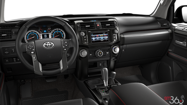 toyota 4runner trd hors route 2018 vendre laval. Black Bedroom Furniture Sets. Home Design Ideas