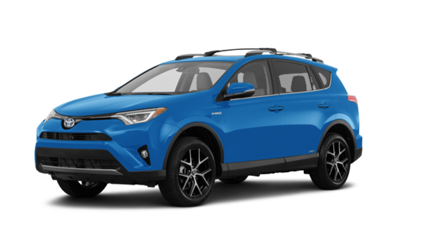 toyota rav4 hybride se 2018 vendre laval vimont toyota. Black Bedroom Furniture Sets. Home Design Ideas