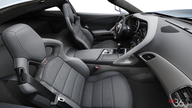 Grey Competition Sport buckets Leather seating surfaces with sueded microfiber inserts (146-AE4)