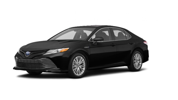 Toyota Camry Hybride XLE 2019