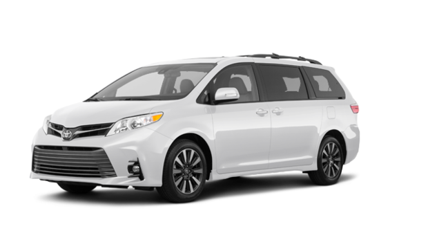 Toyota Sienna XLE AWD 7-PASS 8A 2019