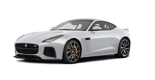 Jaguar F-Type SVR COUPÉ 2020