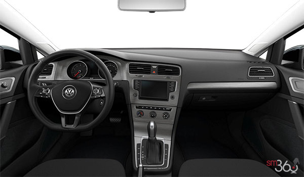 2017 Volkswagen Golf 5-door TRENDLINE