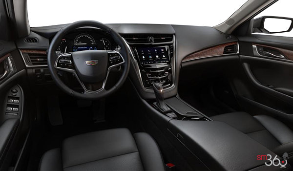 Cadillac CTS Berline LUXE 2018