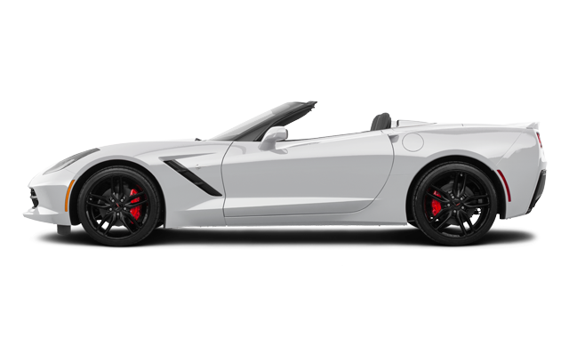Chevrolet Corvette Cabriolet Stingray Z51 2LT 2018
