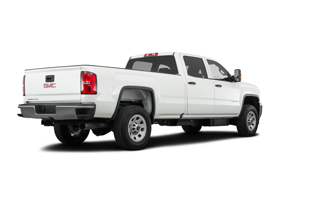 GMC Sierra 2500 HD  2018