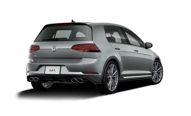 Volkswagen Golf R BASE 2018 - 2