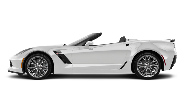 2018 Chevrolet Corvette Convertible Z06 1LZ