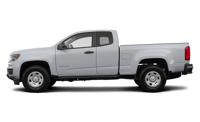 Chevrolet Colorado BASE Colorado 2019