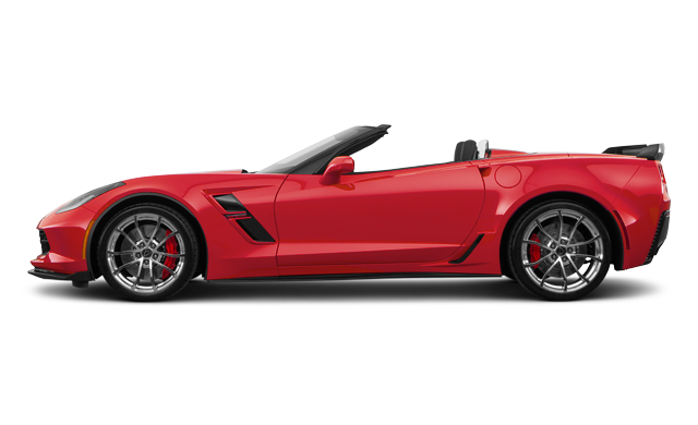 Chevrolet Corvette Convertible Grand Sport 1LT 2019