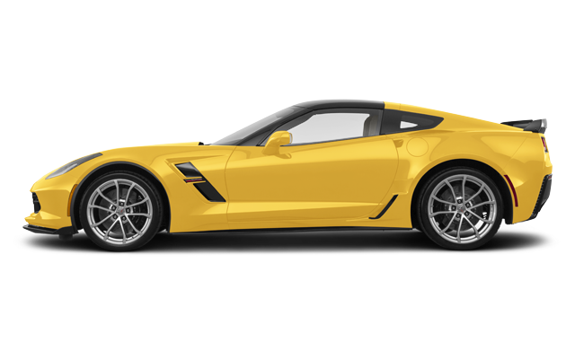 Chevrolet Corvette Coupe Grand Sport 2LT 2019