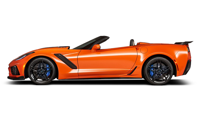 Chevrolet Corvette ZR1 Convertible 3ZR 2019